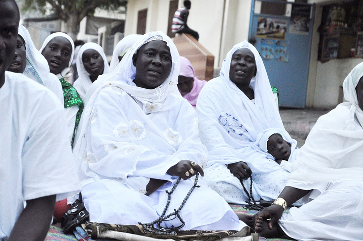 Mauritanian Soufi songs