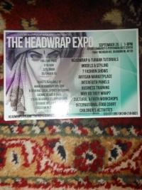 The Head wrap Expo