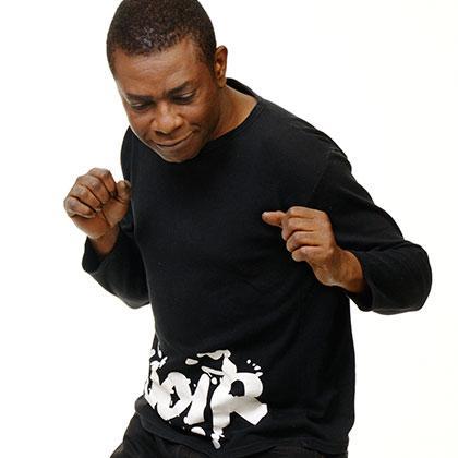 Youssou N\u2019Dour and Super \u00c9toile  In Ann Arbor, Michigan