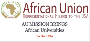 AU MISSION BRINGS African Universities To the USA
