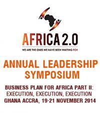 Africa 2 0 Annual Symposium, Ghana