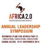 Africa 2.0 Annual Symposium, Ghana