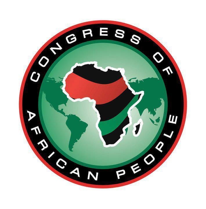CONGRESS OF AFRICAN PEOPLE