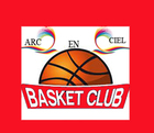 Arc en ciel basketball