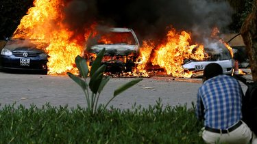Hotel attackers killed by Kenyan forces