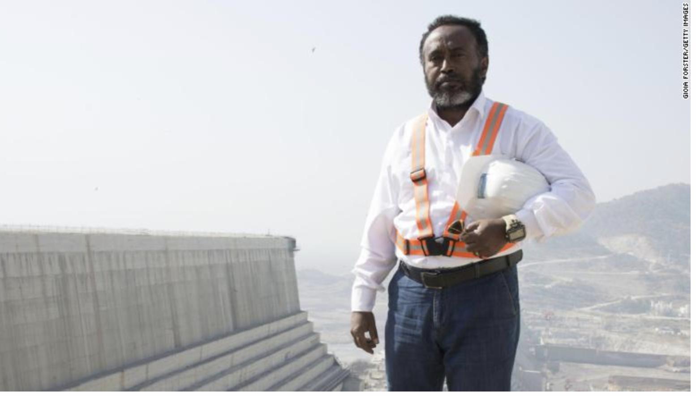 Why Ethiopia is grieving 'hero' dam engineer Simegnew Bekele