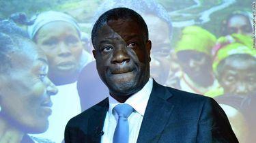 Denis Mukwege win 2018 Nobel Peace Prize