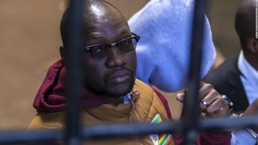 Activist Pastor Evan Mawarire arrested in Zimbabwe for 'inciting violence on social media'