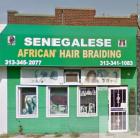 Senegalese Africian Hair Braiding