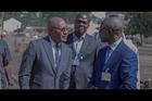 Caravane des representations diplomatiques en poste au Senegal