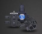 Fixed Vane Pumps : Structural Characteristics Of Vane Pump