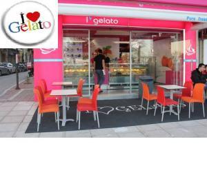 I love Gelato