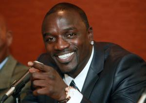 Akon (Alioune Badara Thiam )