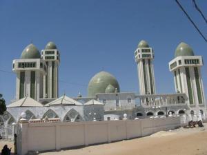 The Grande Mosque Medina Baye