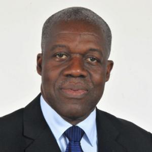 Kwesi Bekoe Amissah-Arthur, Vice President of the Republic of Ghana