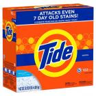 Tide high Efficiency Detergent