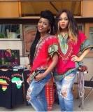 Twin Dashiki Set