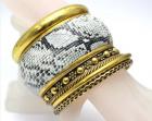 Snake Vintage Bracelet Set