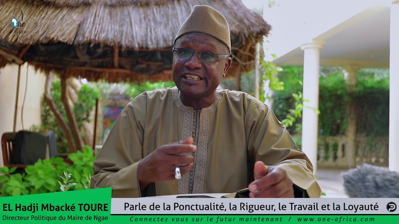 Ngaye Mekhe :ElHadji  Mbacke Toure  sur  le maire Dr Magatte Wa