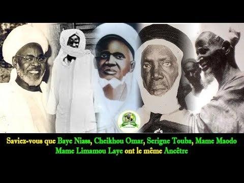 Nd\u00e9k\u00e9t\u00e9 : Baye Niass, Cheikhou Omar, Serigne Touba et Mame Maod