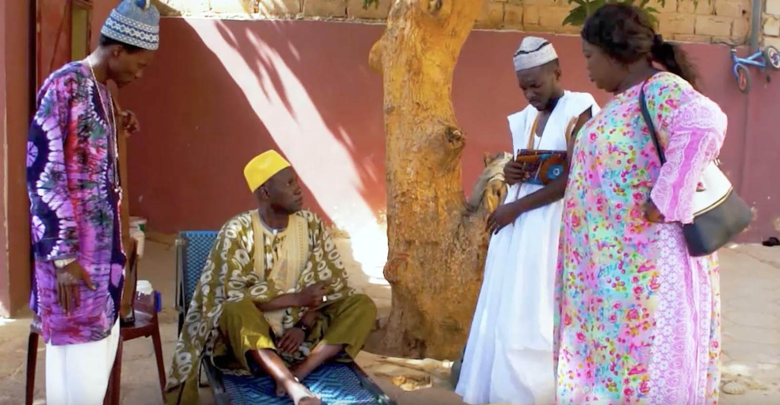 Koor Gi  Baaye Cheikh ak Njabootam  Episode 1