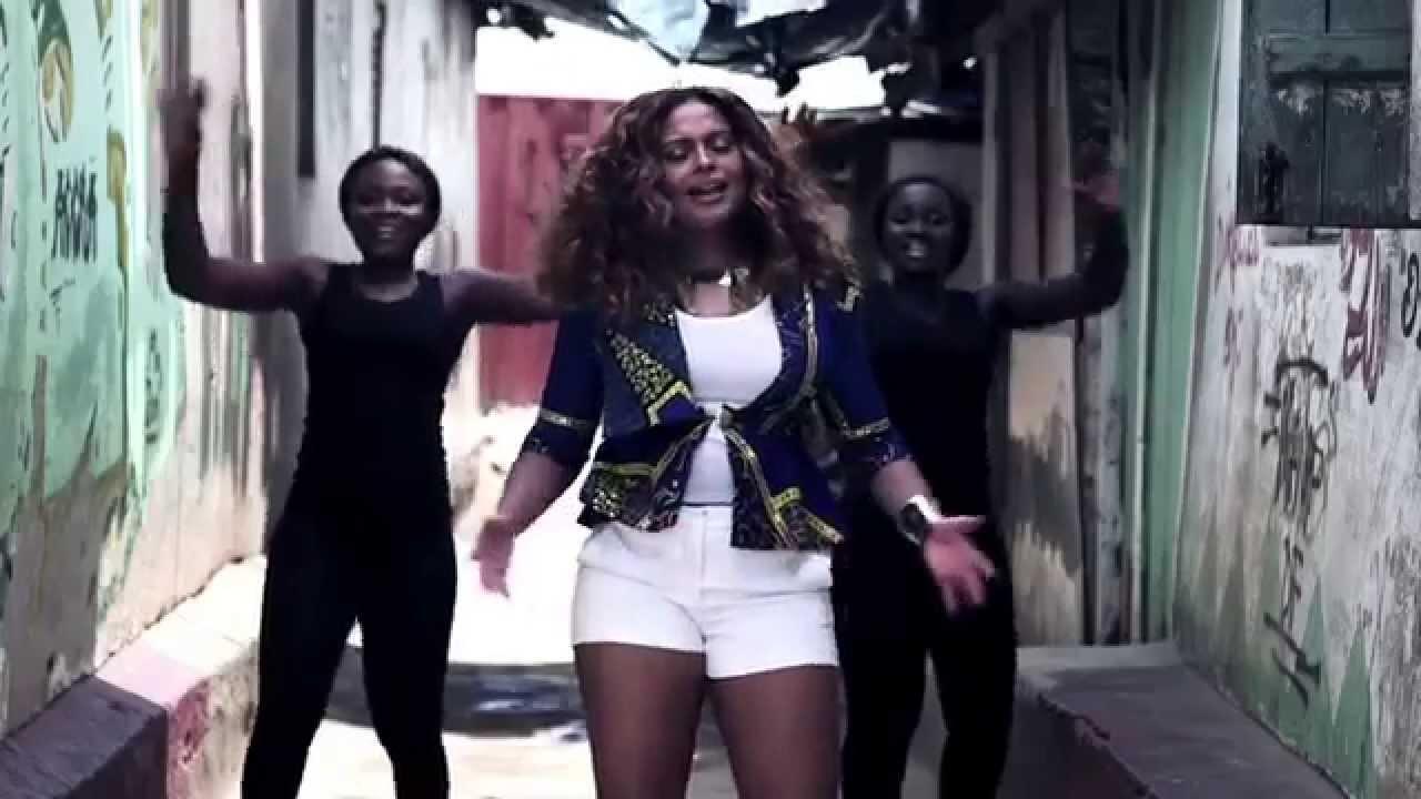 We are one Africa. Song: Davido, Tiwa Savage, Sarkodie, Lola Ra